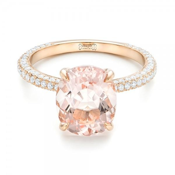 7 Incredible Rose Gold Rings That Will Melt Your Heart ...