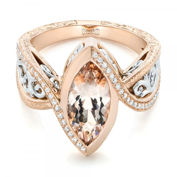 Morganite The Beautiful Gem You Need To Meet Joseph Jewelry
