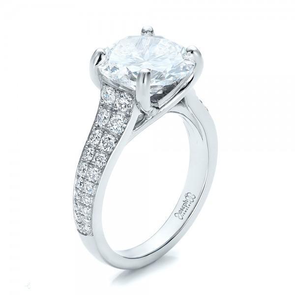 25 Elegant Engagement Rings For The Classic Bride