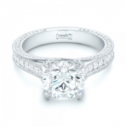 25 Elegant Engagement Rings for the Classic Bride | Joseph Jewelry