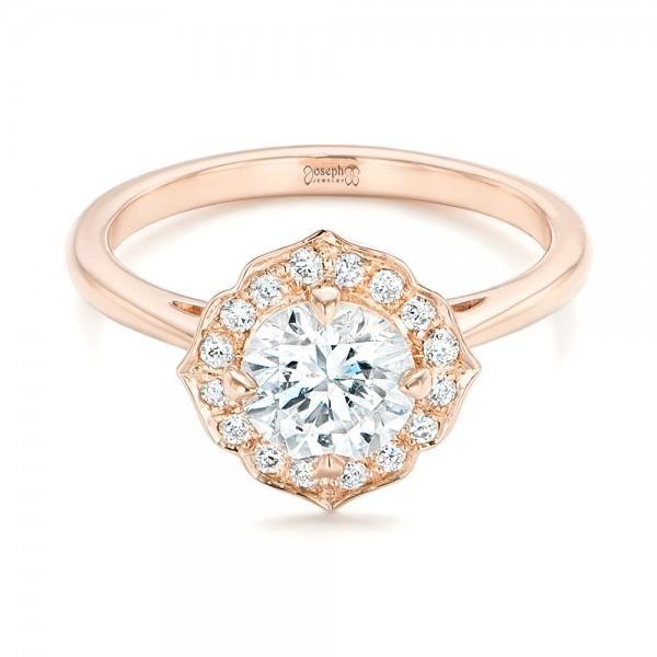 31 Awe Inspiring Halo Engagement Rings Joseph Jewelry