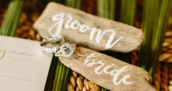 Beach Wedding Inspiration - Image