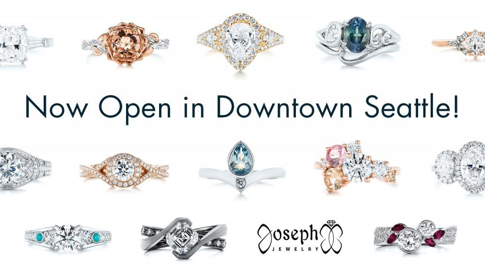 Joseph Jewelry Seattle - Now Open!