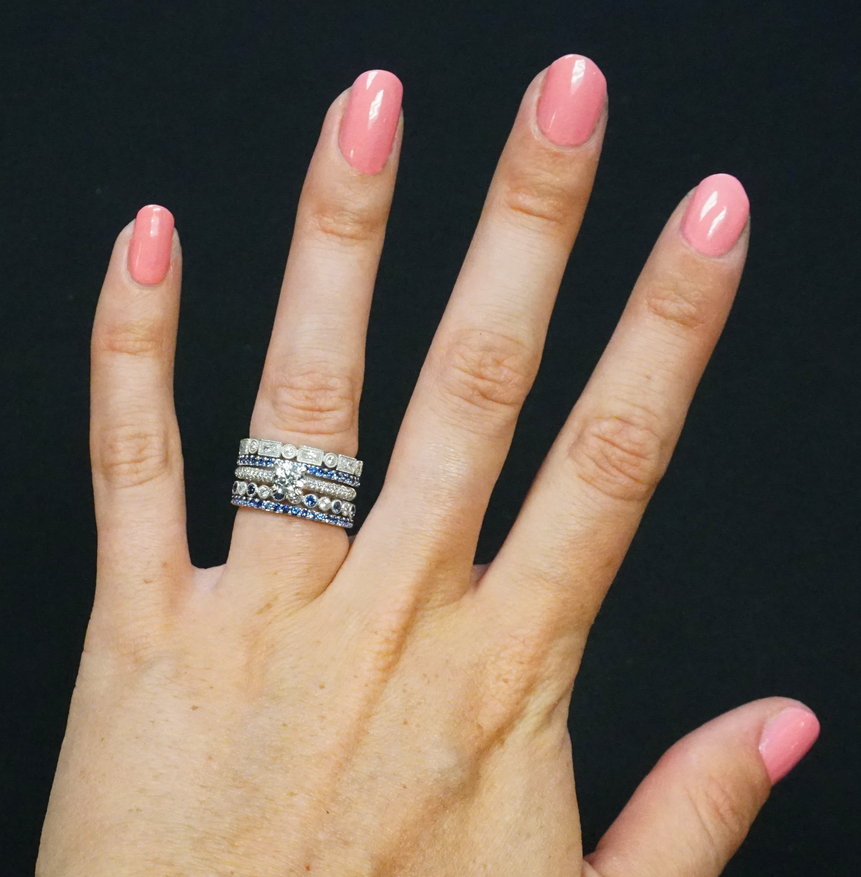 5 Reasons Why You Should Be Wearing Stackable Rings And Tips How To Do