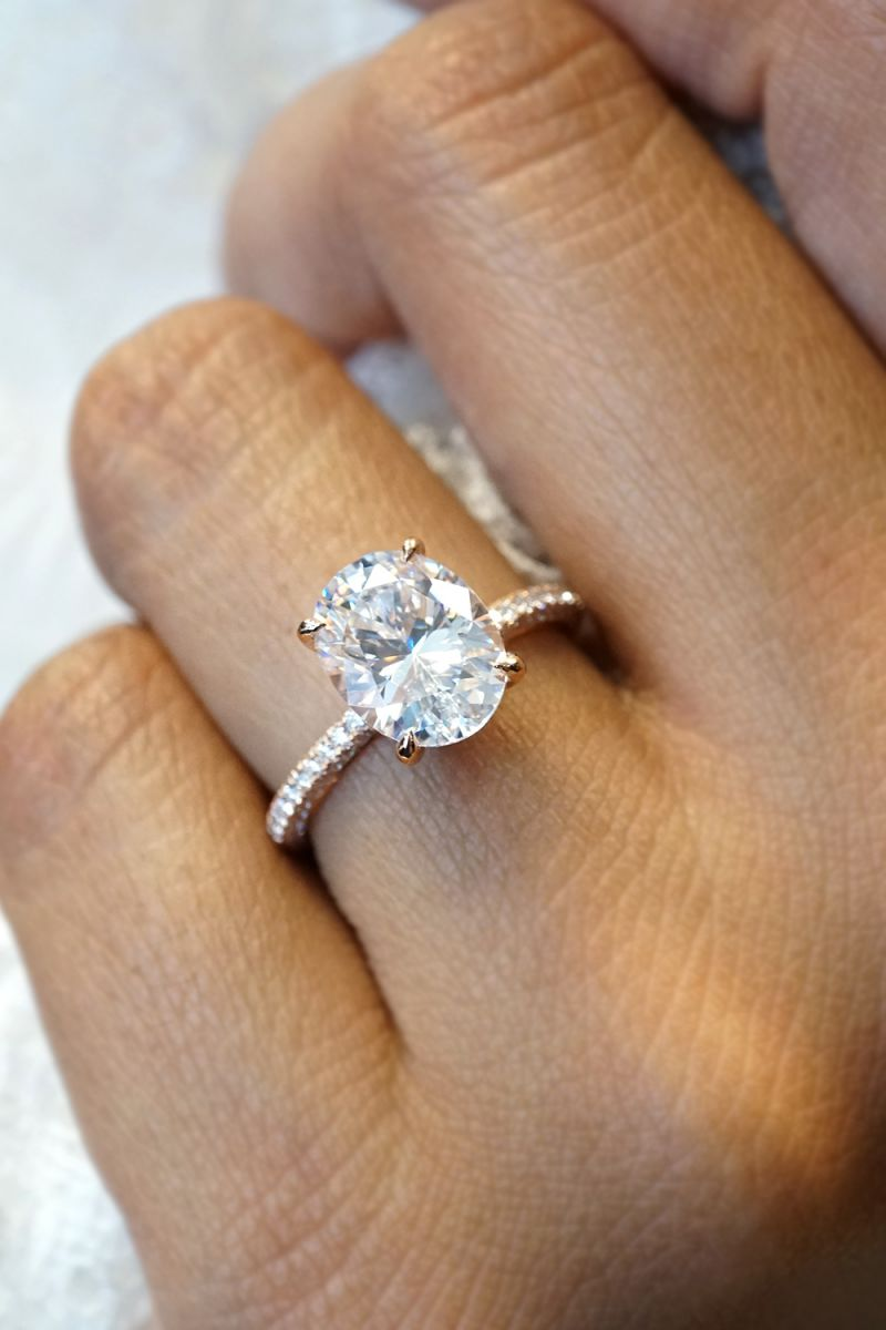 The Most Stunning Oval Engagement Rings Joseph Jewelry