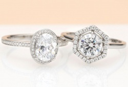How to Clean and Care for Your Engagement Ring at Home - Image
