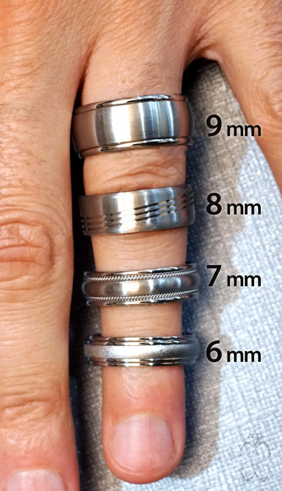 7 Steps to Finding His Perfect Wedding Ring