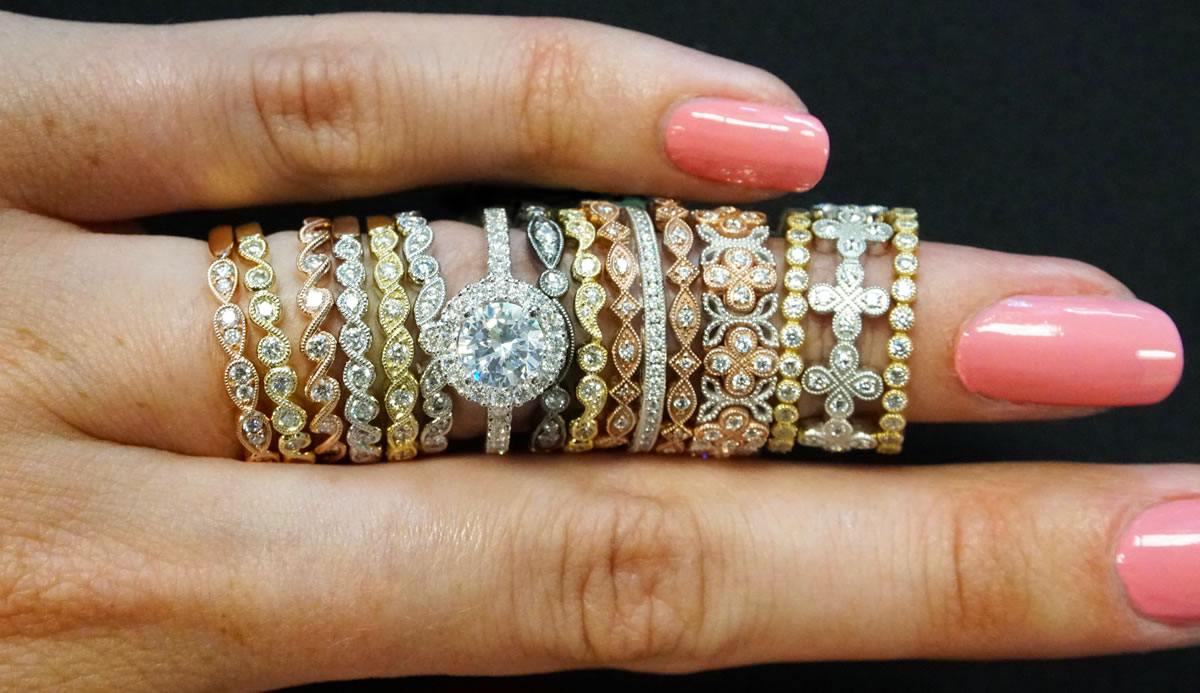5 Reasons Why You Should Be Wearing Stackable Rings And