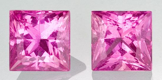 1.71 ct. Pink Sapphire