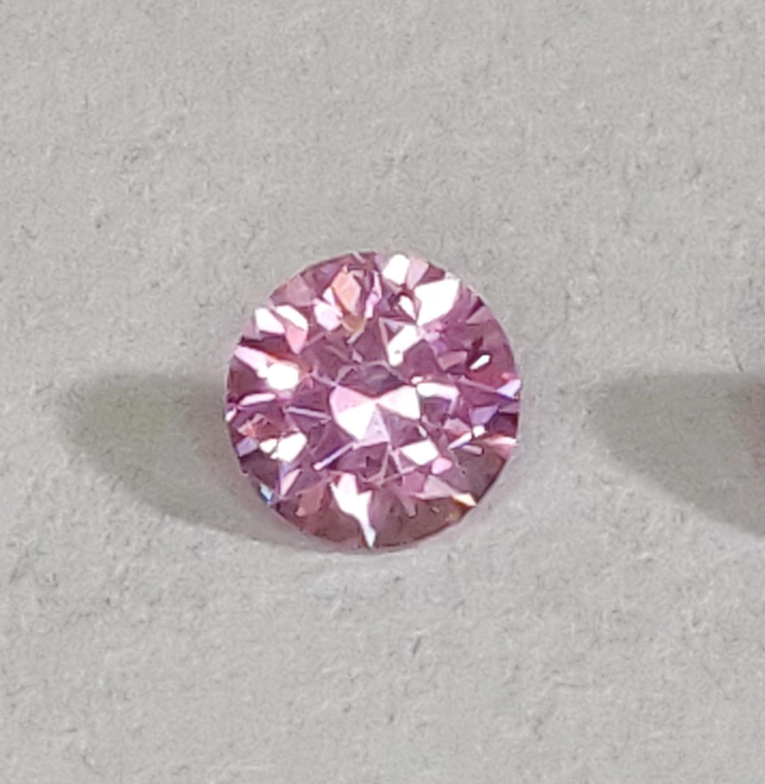 0.57 ct. Pink Sapphire