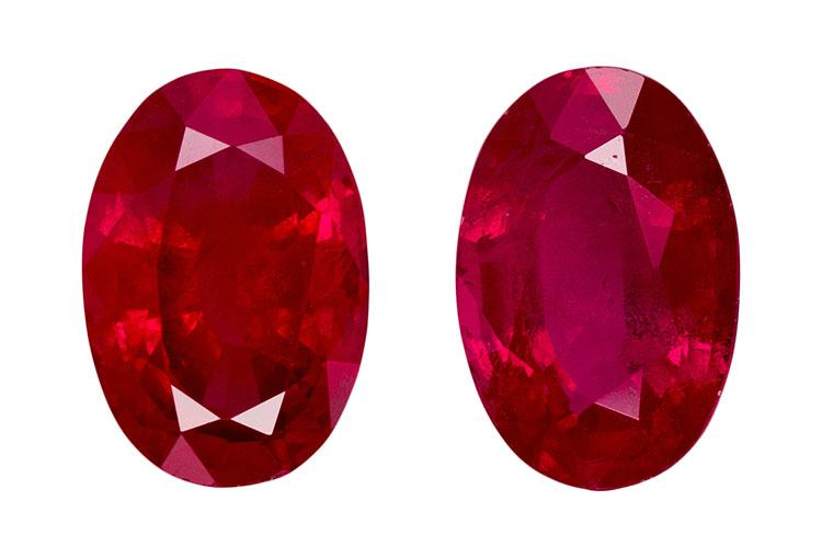1.33 ct. Red Ruby
