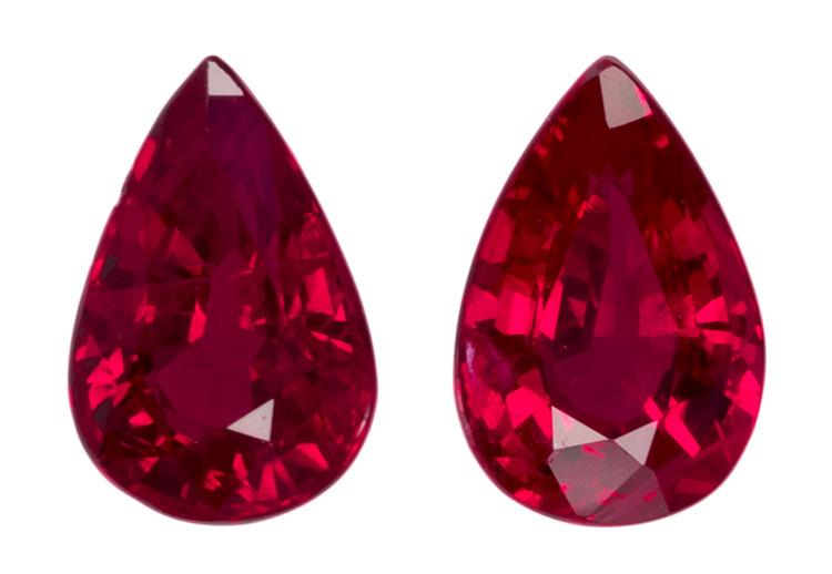1.13 ct. Red Ruby