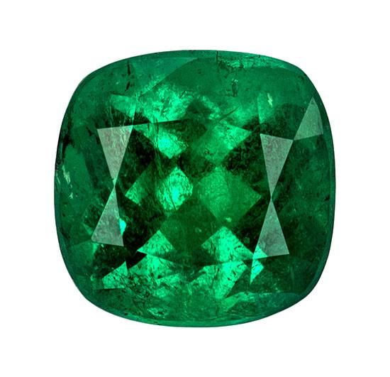 2.27 ct. Green Emerald