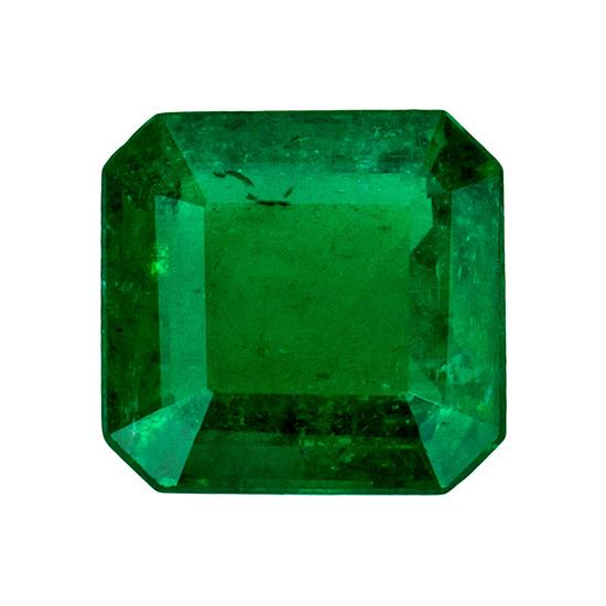0.57 ct. Green Emerald