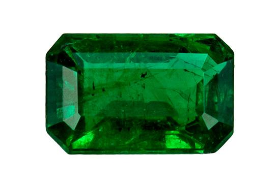 0.46 ct. Green Emerald