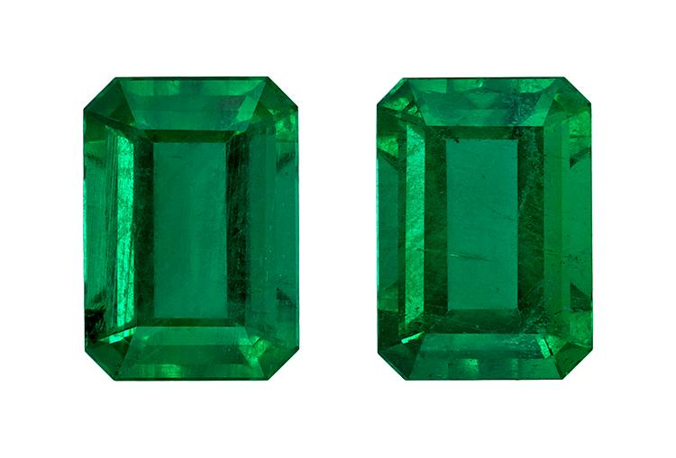 1.8 ct. Green Emerald