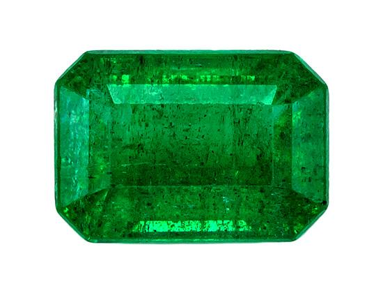 1.03 ct. Green Emerald