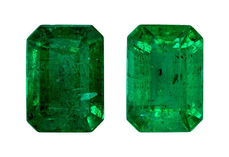 2.37 ct. Green Emerald