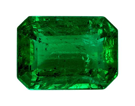 0.97 ct. Green Emerald