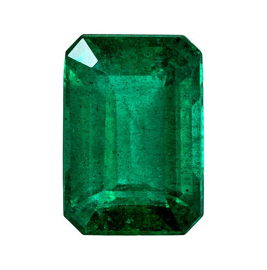 1.7 ct. Green Emerald