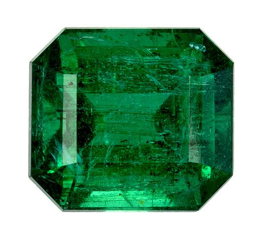 3.48 ct. Green Emerald