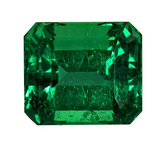1.17 ct. Green Emerald