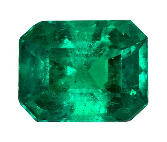2.24 ct. Green Emerald