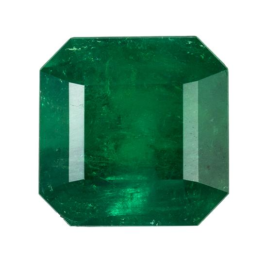 4.36 ct. Green Emerald