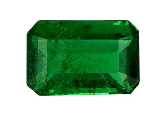 0.51 ct. Green Emerald