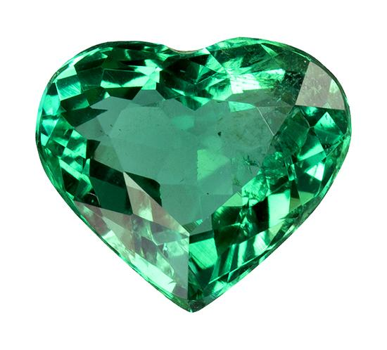 1.14 ct. Green Emerald