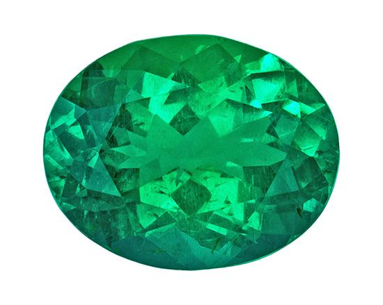 3.8 ct. Green Emerald
