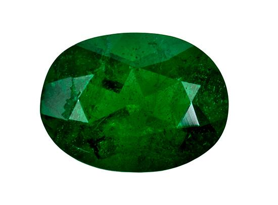 0.74 ct. Green Emerald
