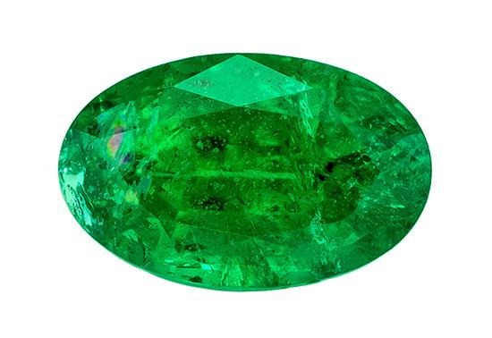 0.4 ct. Green Emerald