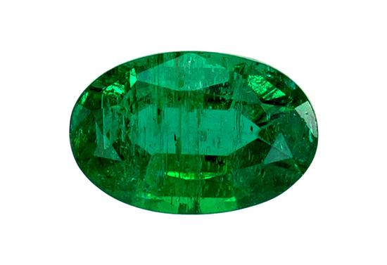 0.33 ct. Green Emerald