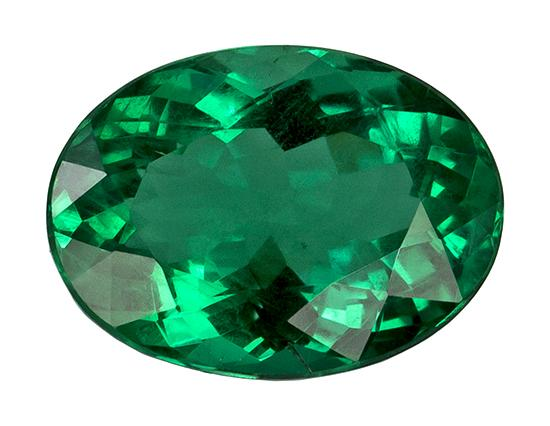 2.31 carat Oval Emerald - Gemstone Thumbnail