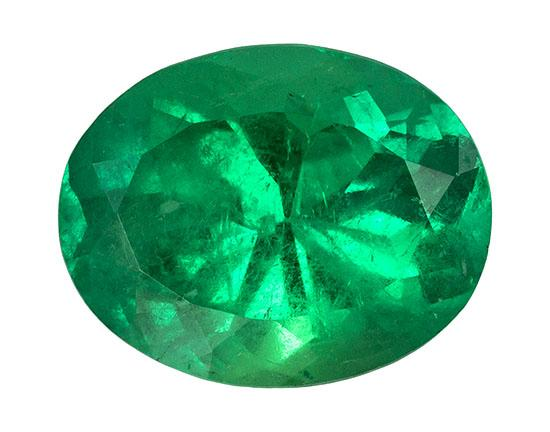 3.28 ct. Green Emerald