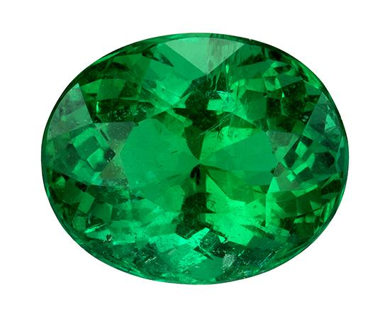 2.6 ct. Green Emerald