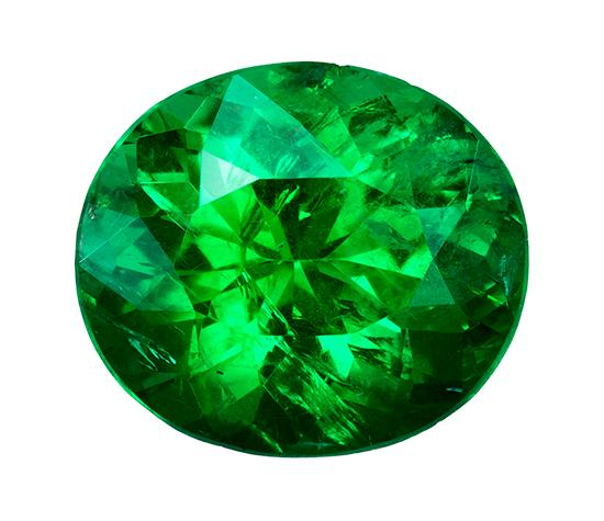 1.53 ct. Green Emerald