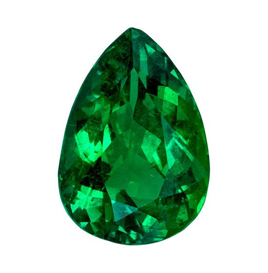 2.2 ct. Green Emerald