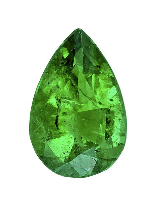 0.31 ct. Green Emerald