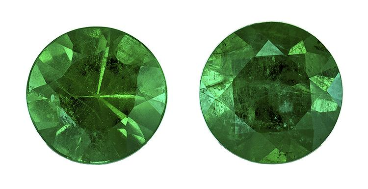 0.41 ct. Green Emerald
