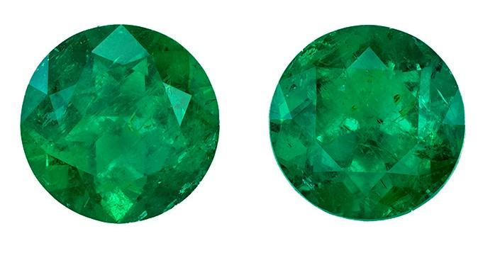 2.3 ct. Green Emerald