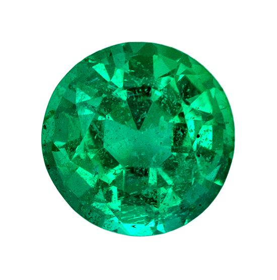 0.55 ct. Green Emerald