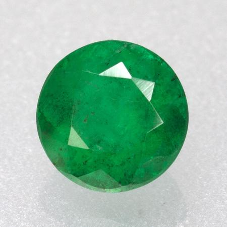 0.7 ct. Green Emerald