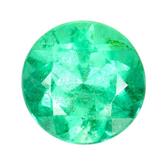 0.92 ct. Green Emerald