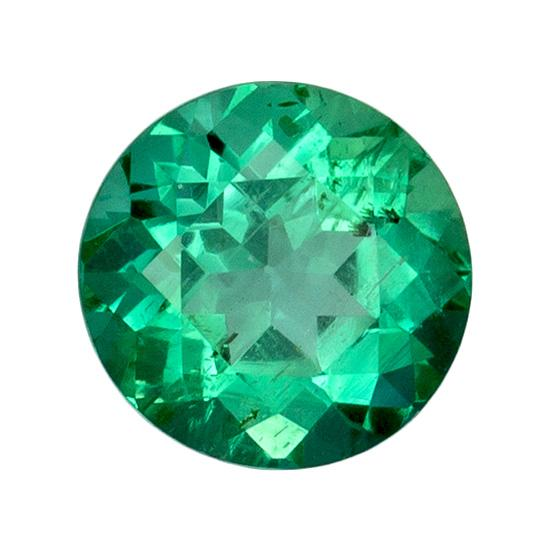 0.75 ct. Green Emerald