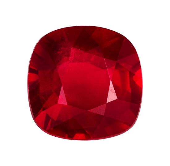 2.22 ct. Red Ruby