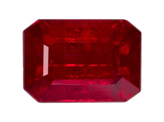 2.08 ct. Red Ruby