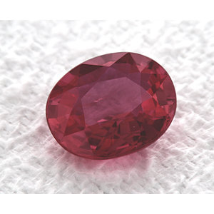 1.38 ct. Red Ruby