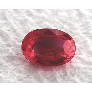 1.04 ct. Red Ruby